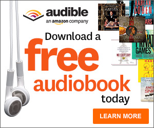 A free, downloadable audiobook for trying out Audible's no-risk, 30-day trial, just go to http://www.scottsigler.com/audible-free-trial