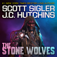 THE STONE WOLVES album cover